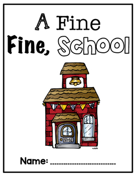 Houghton Mifflin Journeys: A Fine, Fine School