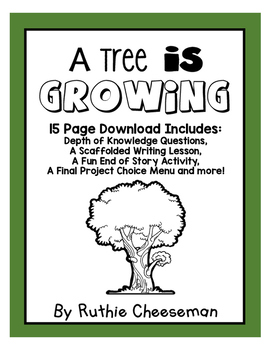 Houghton Mifflin Journeys: A Tree is Growing