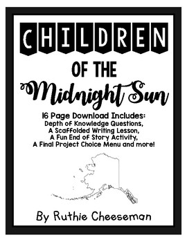 Houghton Mifflin Journeys: Children of the Midnight Sun
