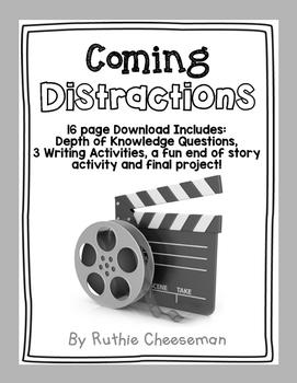 Houghton Mifflin Journeys: Coming Distractions