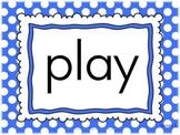 Journeys 2014 First Grade Sight Word Slide Show