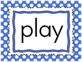 Journeys 2014 First Grade Sight Word Slide Show