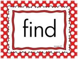 Journeys 2014 Kindergarten Sight Word Slide Show