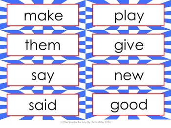 Journeys 2014 Kindergarten Flash Cards (Sight Words)