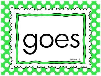 Journeys 2014 Second Grade Sight Word Slide Show