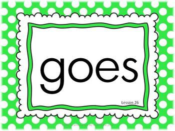 Journeys 2014 Second Grade Sight Word Slide Show