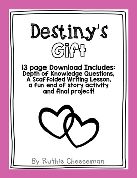 Houghton Mifflin Journeys: Destiny's Gift