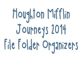 Houghton Mifflin Journeys File Folder Organizers