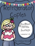 Houghton Mifflin Journeys Grade 1 Unit 1 Refrigerator Copies