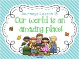 Lesson 18: Houghton Mifflin Journeys 3rd Grade for SMART Board