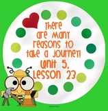 Houghton Mifflin Journeys Grade 3 Lesson 23