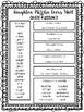 Houghton Mifflin Journeys Grade 4 Focus Wall Printable Take-Home Papers