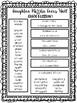 Houghton Mifflin Journeys Grade 5 Focus Wall Printable Take-Home Papers