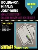 Houghton Mifflin Journeys Grade 5 Weekly Assessment Student Answer Key