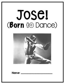 Houghton Mifflin Journeys: Jose! Born to Dance