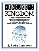 Houghton Mifflin Journeys: Kensuke's Kingdom