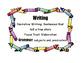 Houghton Mifflin Journeys Lesson 1 Focus Wall