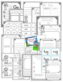 Journeys Lesson 17 Kindergarten Supplemental Materials