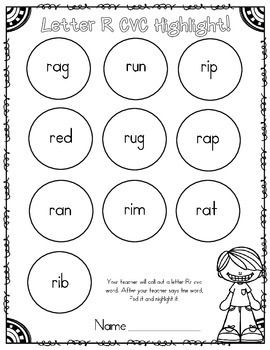 Journeys Lesson 18 Kindergarten Supplemental Materials