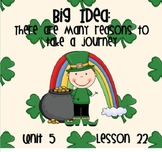 Houghton Mifflin Journeys Lesson 22 Grade 3