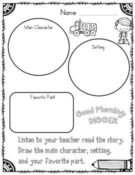 Journeys Lesson 9 Kindergarten Supplemental Materials
