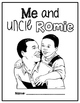 Houghton Mifflin Journeys: Me and Uncle Romie