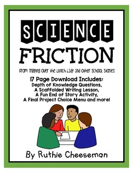 Houghton Mifflin Journeys: Science Friction