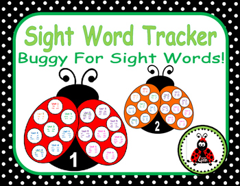 Houghton Mifflin Journeys Sight Word Tracker