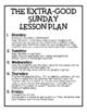 Houghton Mifflin Journeys: The Extra-Good Sunday