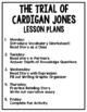 Houghton Mifflin Journeys: The Trial of Cardigan Jones