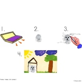 Houghton Mifflin Kindergarten Language Arts Centers HM Themes 1-10