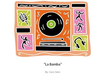 Houghton Mifflin La Bamba vocabulary power point
