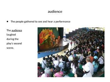 Houghton Mifflin Michelle Kwan Vocabulary PowerPoint