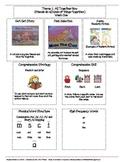 Houghton Mifflin Mini-Focus Wall Theme 1 Weeks 1-3