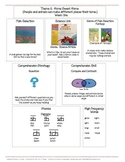 Houghton Mifflin Mini-Focus Wall Theme 5 Weeks 1-3