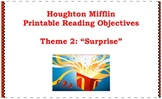 "Houghton Mifflin Printable Reading Objectives- Theme 2: ""S"