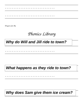 Houghton Mifflin Reading 2nd Grade Theme 1  Focus Packet