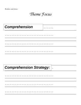 Houghton Mifflin Reading 2nd Grade Theme 5 Focus Portfolio / Folder