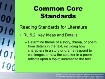 Houghton Mifflin Reading Gr 5 Digby Perkins's Secret Code Common Core Standards