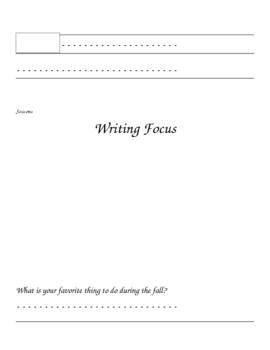 Houghton Mifflin Reading Grade 1 Theme 3 Skills Focus Portfolio
