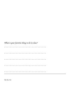 Houghton Mifflin Reading Grade 1 Theme 4 Skills Focus Portfolio