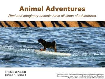 Houghton Mifflin Reading Grade 1 Theme 6 All Resources Com