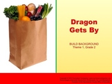 Houghton Mifflin Reading, Grade 2, Dragon Gets By Common C