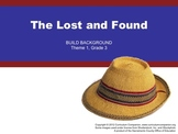 Houghton Mifflin Reading, Grade 3, The Lost and Found Comm