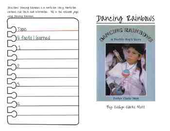 Houghton Mifflin Reading, Grade 3, Theme 2 activity booklets bundle