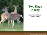 Houghton Mifflin Reading, Grade 3, Two Days in May Common