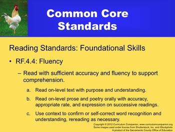 Houghton Mifflin Reading, Grade 4 Adrianna's Chickens Common Core Standards