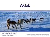 Houghton Mifflin Reading, Grade 4, Akiak, Common Core Standards