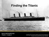 Houghton Mifflin Reading, Grade 4, Finding the Titanic Common Core Standards