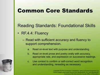 Houghton Mifflin Reading, Grade 4 The Frog Common Core Standards